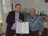 Horváth István 90 éves