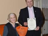 Fartig Józsefné 90 éves